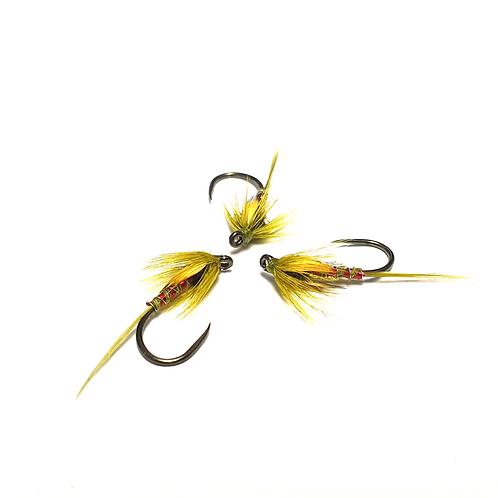 Olive & Red, JC Shimmer Cruncher