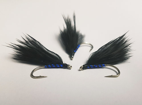 Electric Blue Cormorant