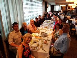 Sue's Birthday Dinner-Strega Prime