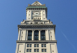 Custom House Tower-Boston