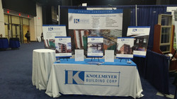 KBC Trade Show Booth 2015