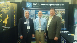 RCI Trade Show Booth-NERCA Show at Foxwoods