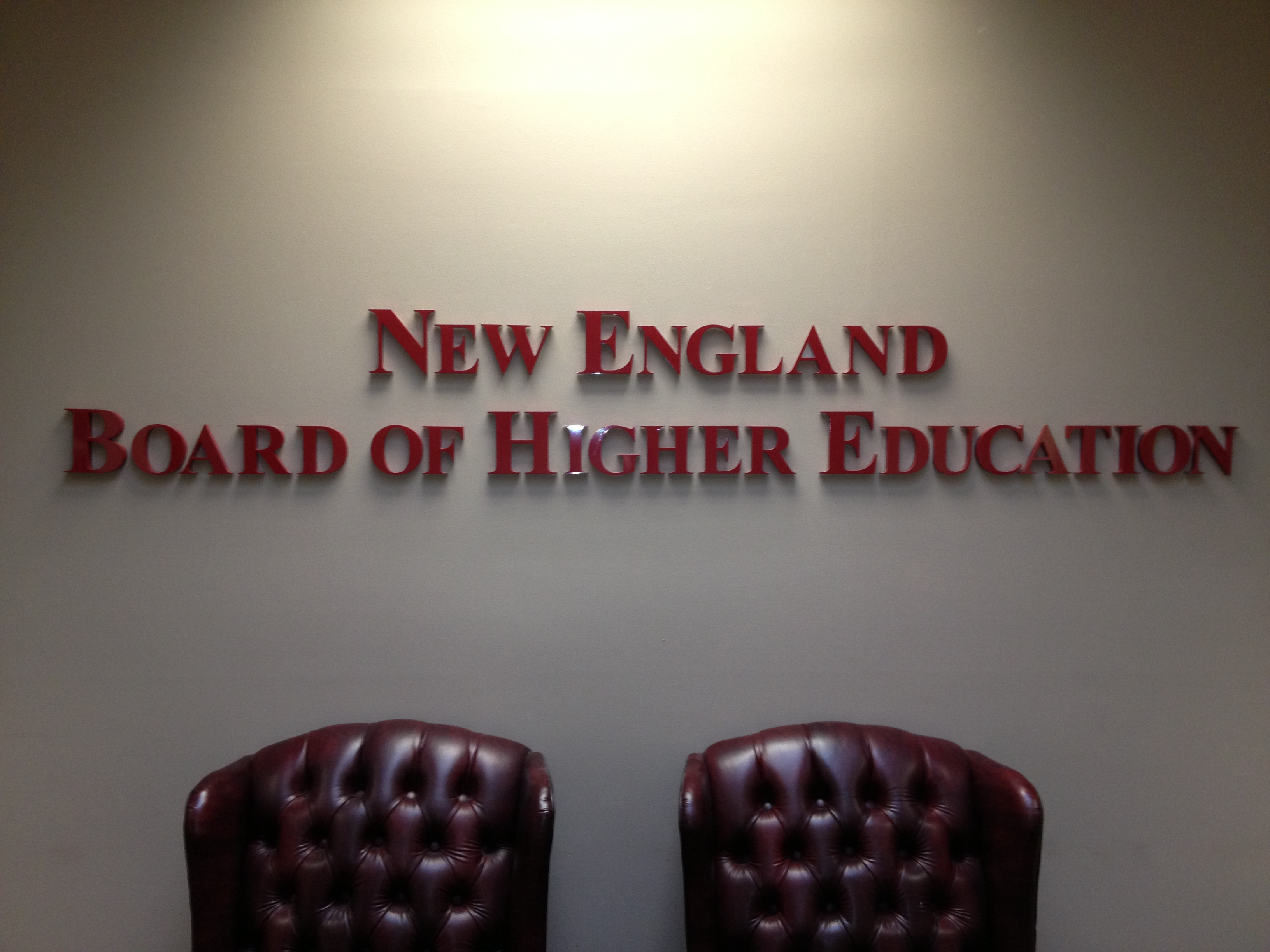 NE Board of Higher Education-Boston