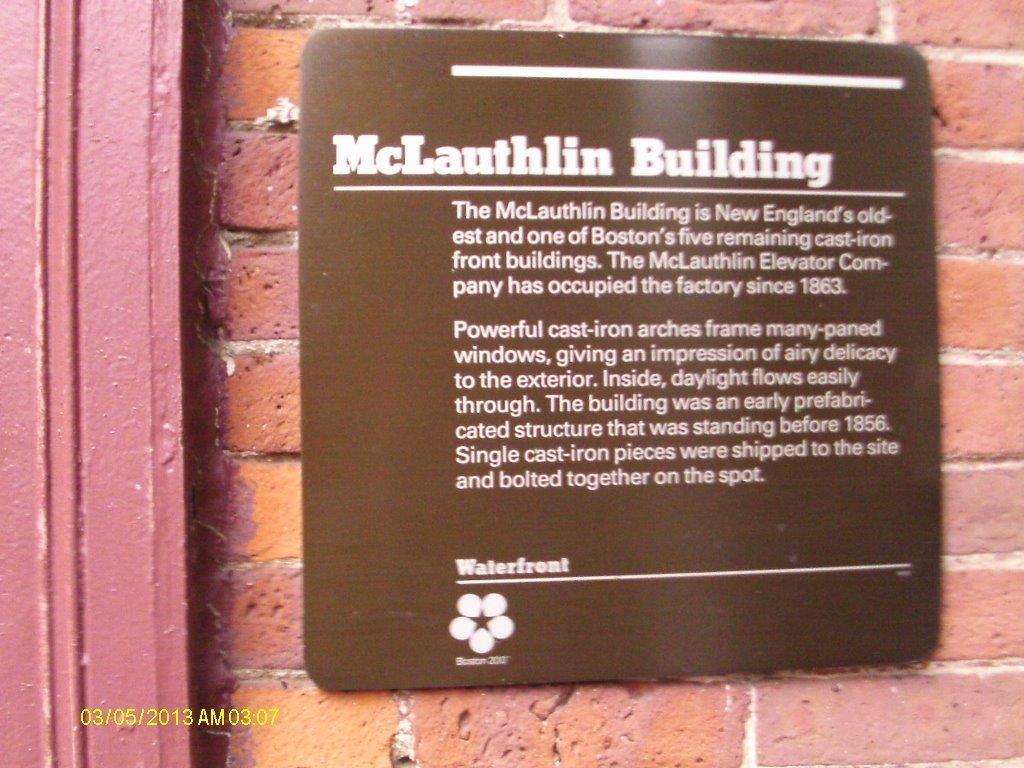 McLauthlin Building 121 Fulton St.