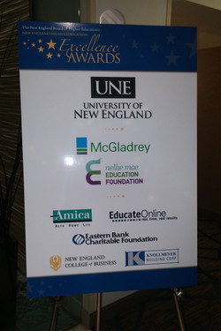 KBC Sponsors New England Board of Higher Education Excellence Award