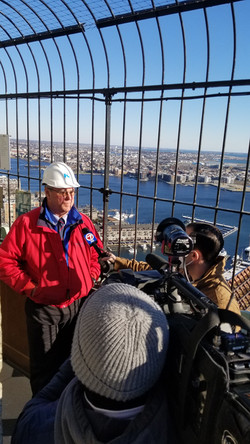 Chris knollmeyer Channel 7 Interview
