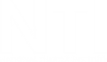 Logo in white of the National Theater Institute