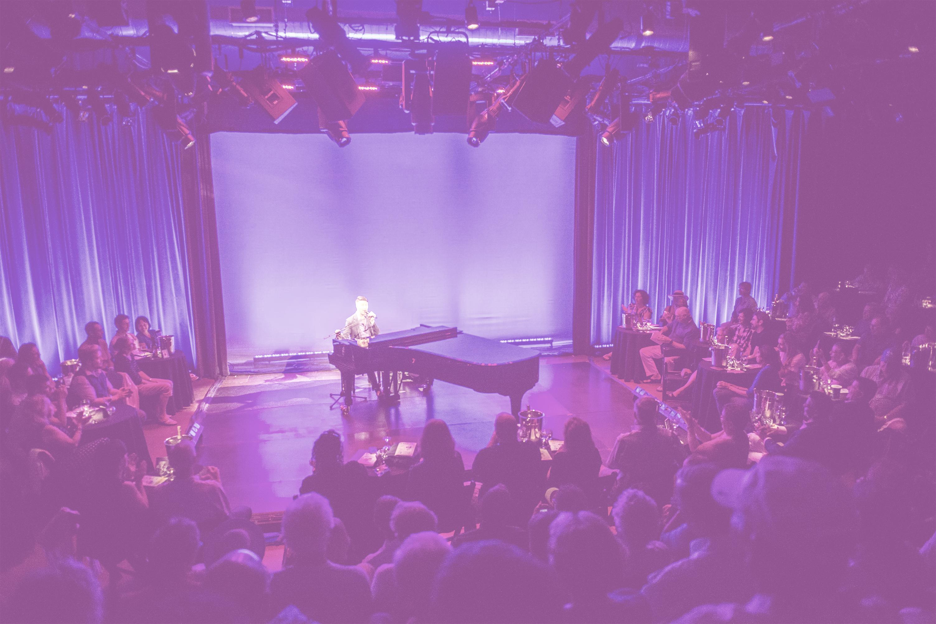 Cabaret Show Art Photo WEB