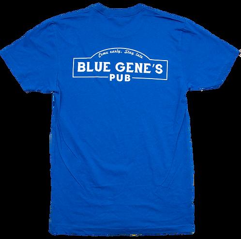 Blue Gene's Pub T-Shirt
