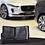 Thumbnail: portefeuille Jaguar Héritage bl/blc/rge