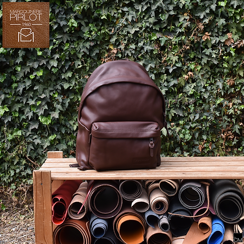 Easpak EK620 Chestnut leather 24l