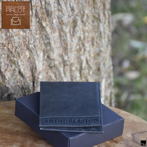 Arthur&Aston cuir 1438-573 noir
