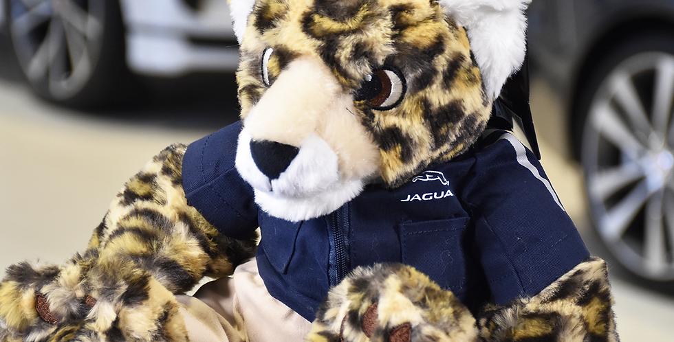 peluche ours Jaguar
