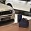 Thumbnail: montre land Rover bracelet cuir brun