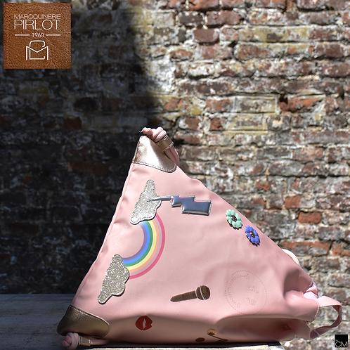 Jeune Premier City bag coul. Lady gadget pink