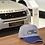 Thumbnail: casquette land Rover gris chiné