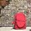 Thumbnail: Kipling Heart Bacpack true pink