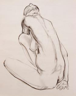 h)5 min. Sitting figure