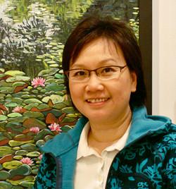 Leva Woo 曾美容self photo