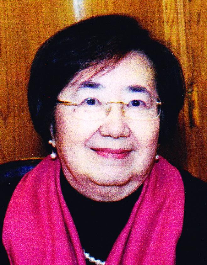 Theresa Wong self photo