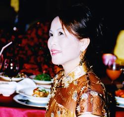 Sandra Lin self photo a