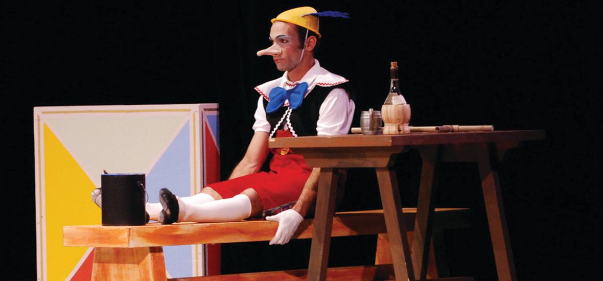 Pinocchio - May 16, 2020
