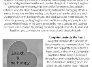 Laughter as Nutrition
