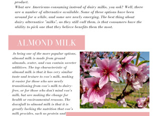 Do Almonds Have Udders?