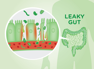 What's Leaking? 3 Nutrients That Aid Leaky Gut