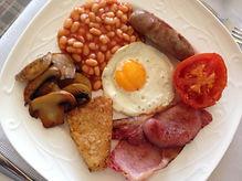 Breakfast Glenfieldhouse