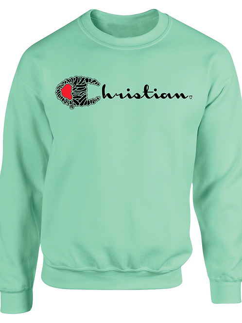 """Christian Champion""Sweatshirt"