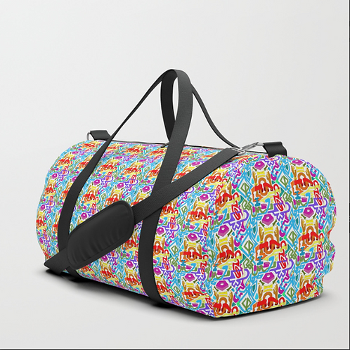"""A New World"" in Multi-blend - Duffle"