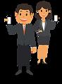 illustration freelance communication et client au téléphone