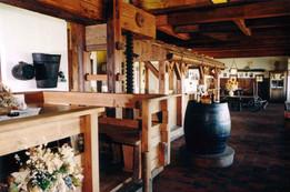 Weinpresse