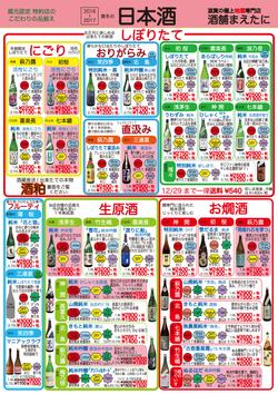 Advertisement leaflets