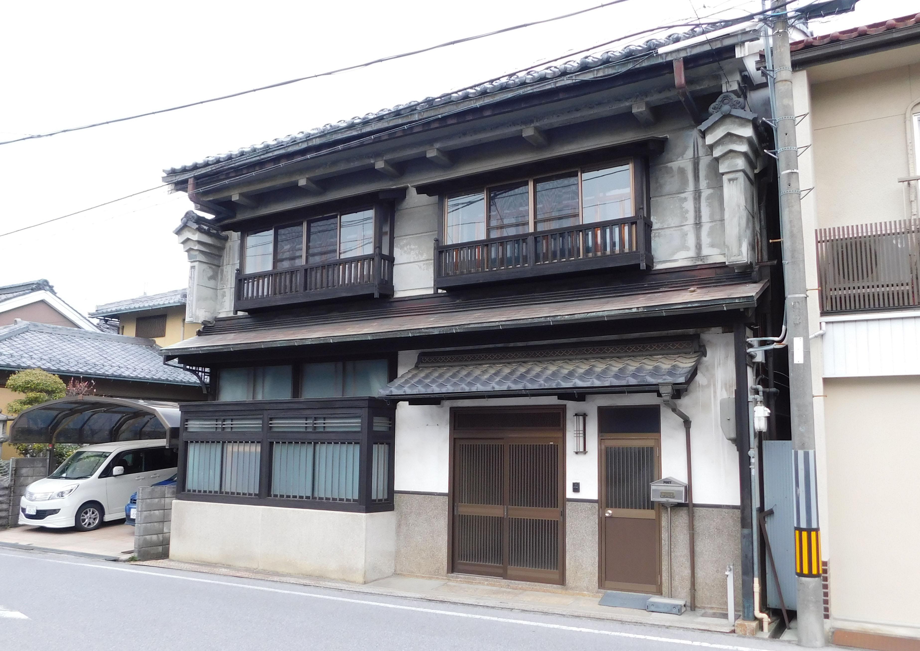 ななまち(旧佐藤邸、旧朱子学研究所)