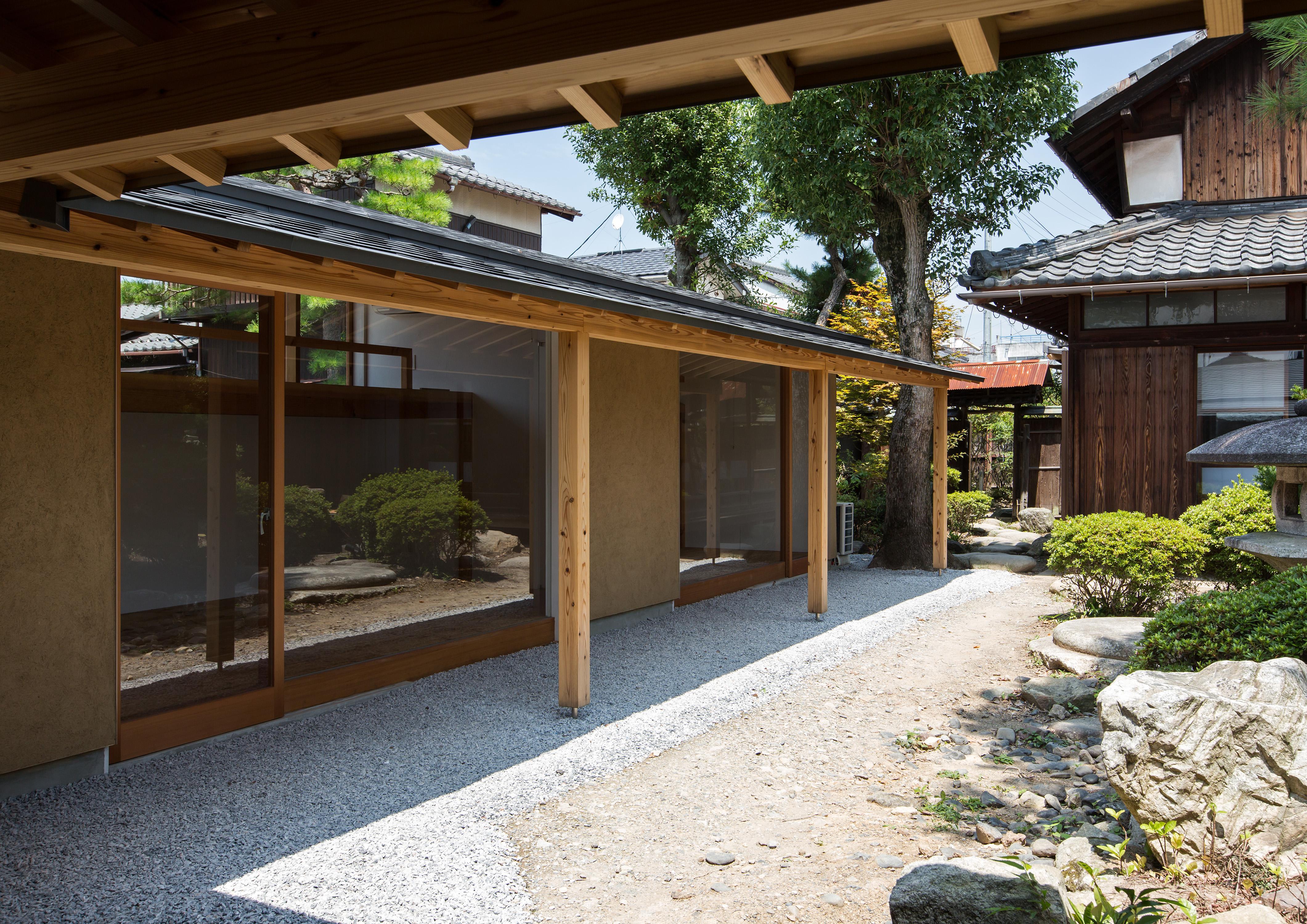 ゲストハウス 無我 (滋賀県彦根市)〈建築プロデュース〉