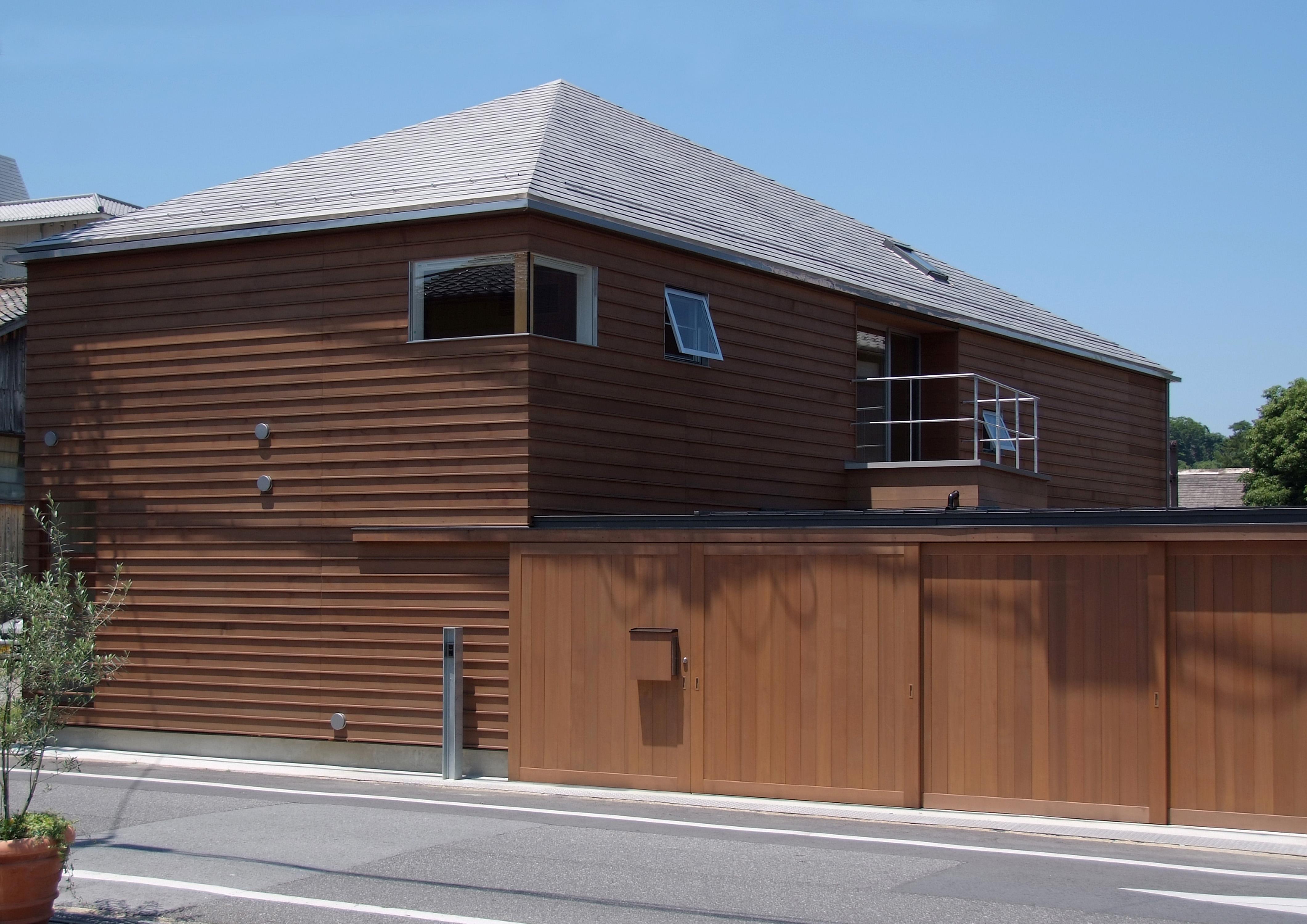 K邸(滋賀県彦根市)〈建築プロデュース〉