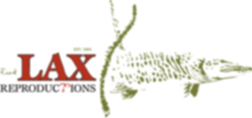 Lax Reproductions Logo