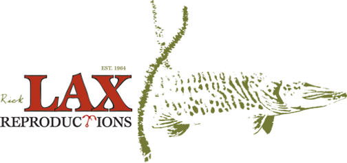 Lax Reproductions Logo