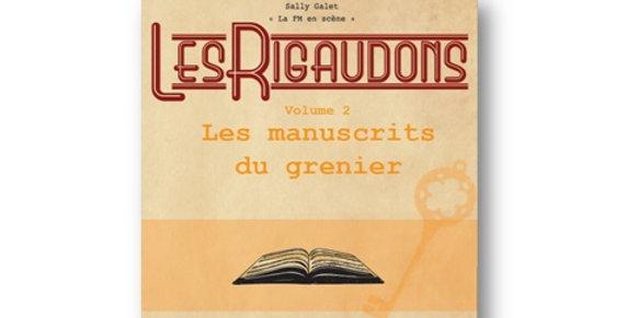 Les manuscrits du grenier /CD