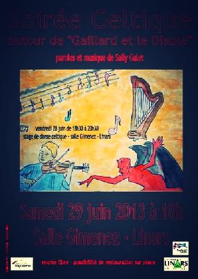 Affiche Gaillard et le Diable Linars en 2013.jpg