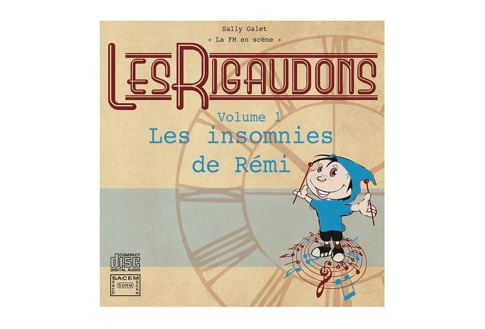Les insomnies de Rémi / CD