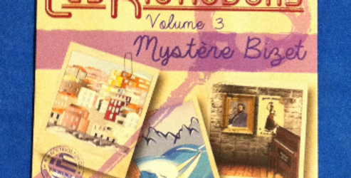Mystère Bizet CD