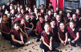 Gaillard et le Diable à l'Ecole Intercommunal du Sud Libournais en 2013.jpg