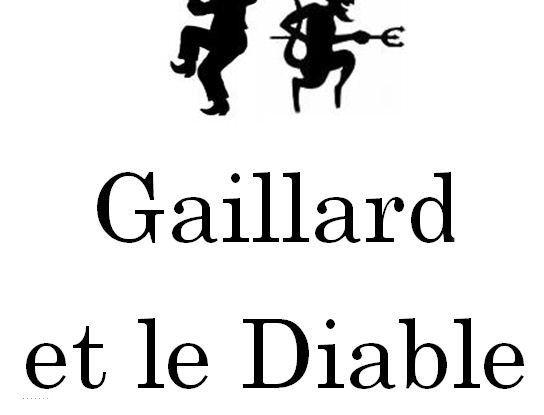 Gaillard et le Diable / Partie de choeur