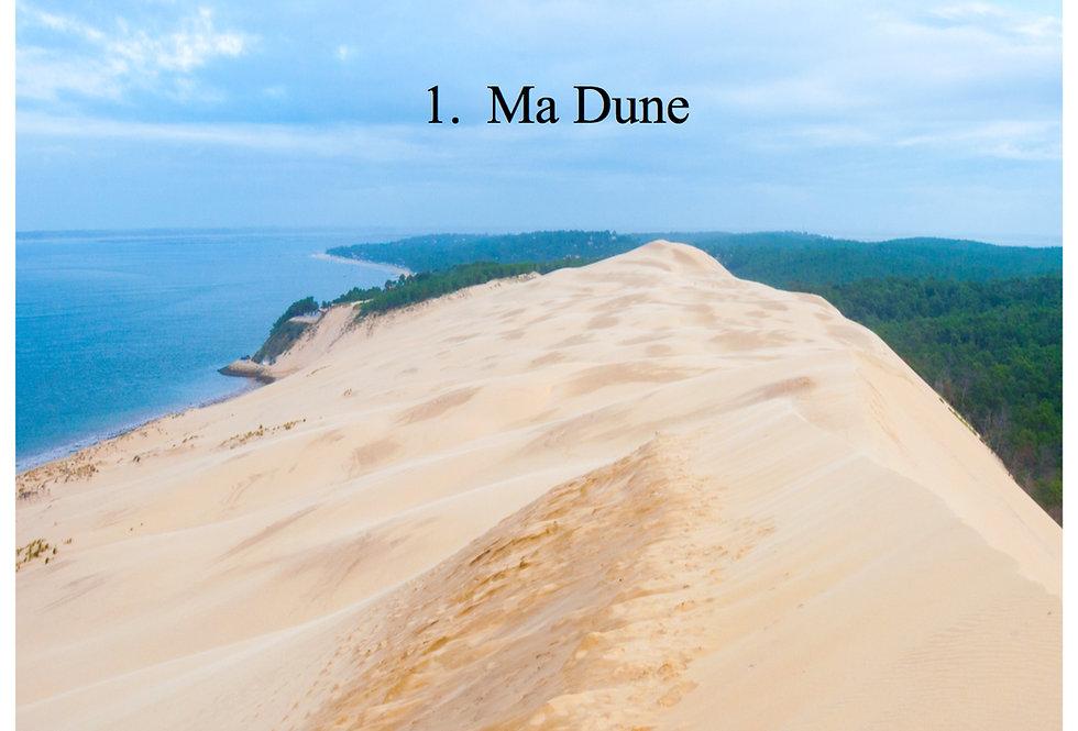 Ma dune/piano et chant