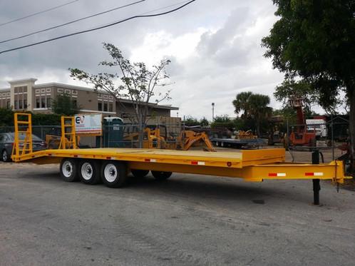 Hooper 10 Ton Tri Axle Tag Equipment Trailer Equipment Sales