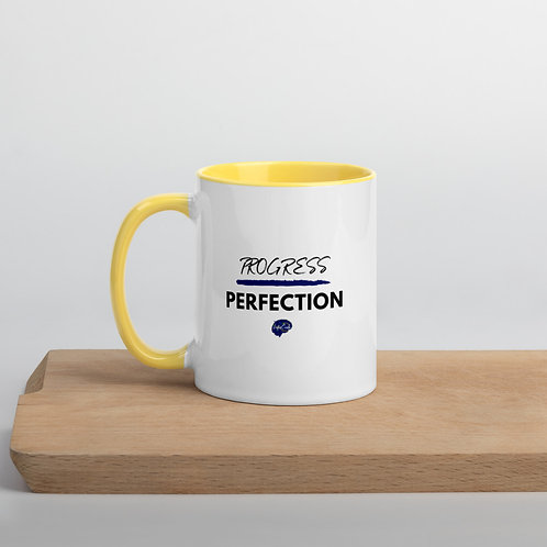 Progress Over Perfection Mug