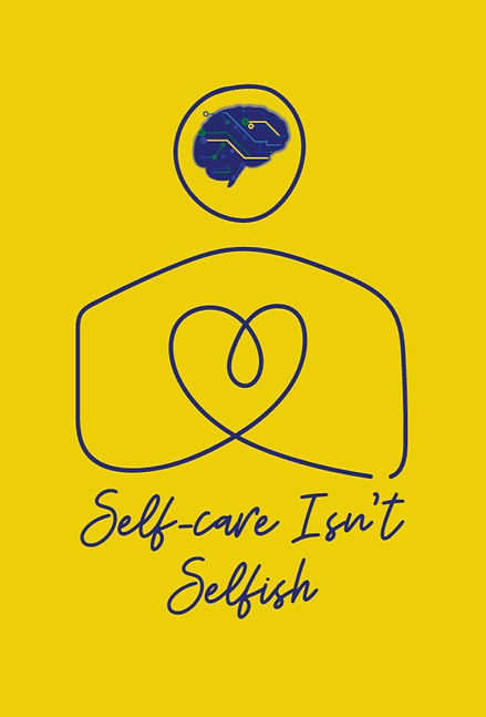 Self-care%20isn't%20selfish%20-%20Shirt%